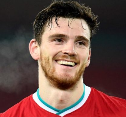Andrew Robertson Biography, Age, Stats, Fifa, Wiki & More